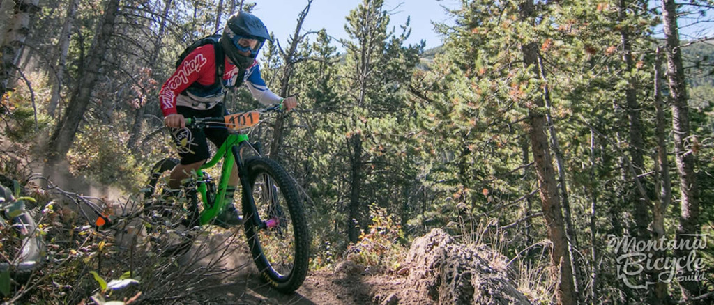 Palisades to Basecamp Red Lodge Montana Enduro Mountain Bike Race